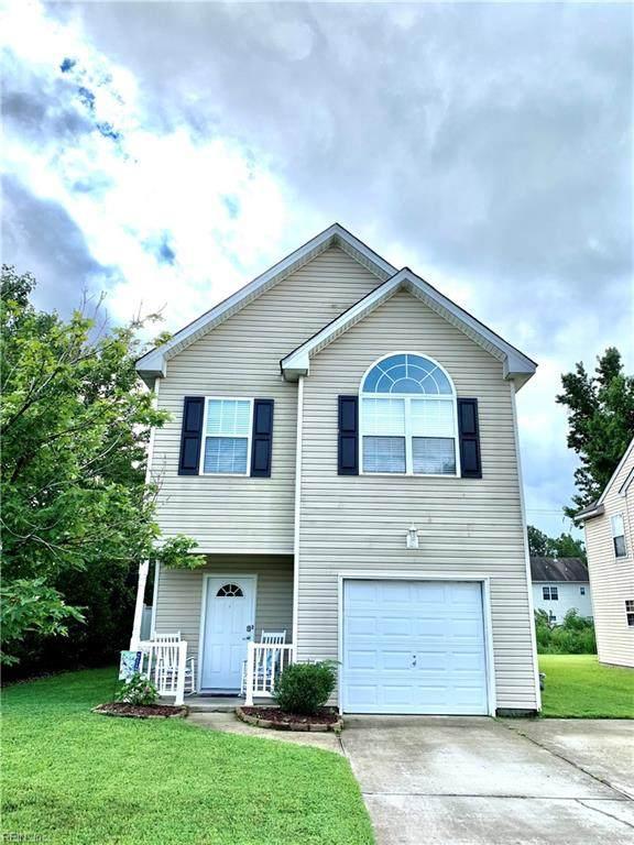 5201 Bordeaux St, Chesapeake, VA 23321 (#10396884) :: The Kris Weaver Real Estate Team