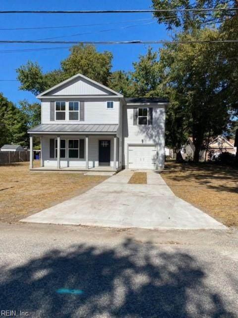 34 Dekalb Ave, Portsmouth, VA 23702 (MLS #10400190) :: Howard Hanna Real Estate Services