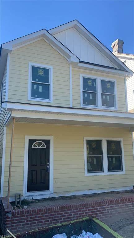68 Webster Ave, Portsmouth, VA 23704 (#10405341) :: Austin James Realty LLC
