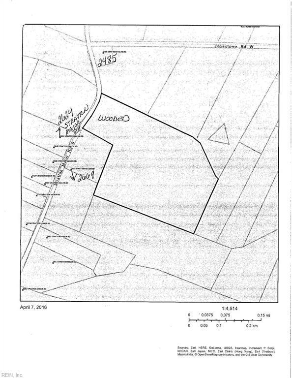 21+ACR Stratton Major Rd, King & Queen County, VA 23156 (MLS #1630027) :: Chantel Ray Real Estate