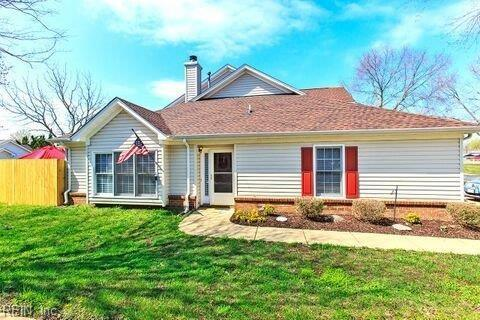 107 Stagecoach Watch, York County, VA 23692 (#10185382) :: Reeds Real Estate