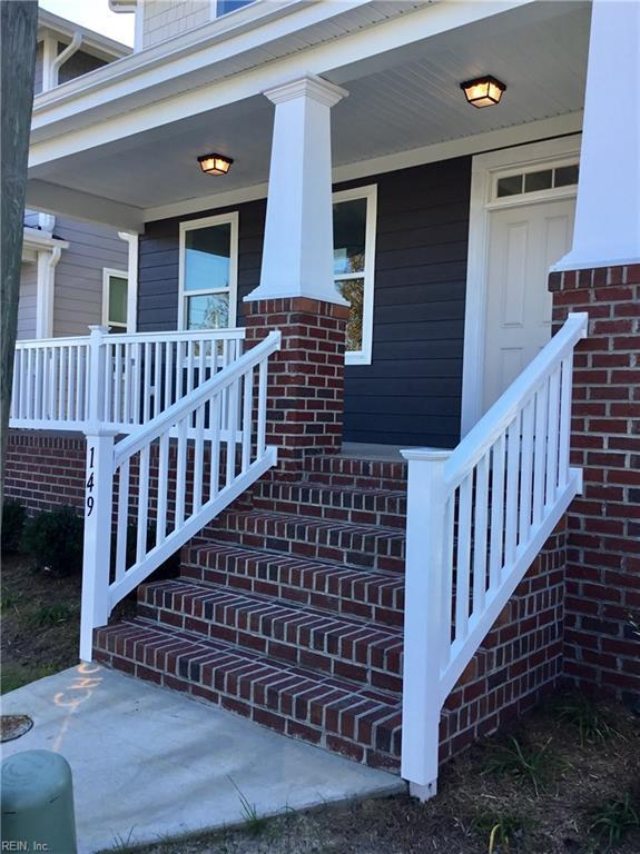 149 Hall Ave, Suffolk, VA 23434 (#10187674) :: Abbitt Realty Co.