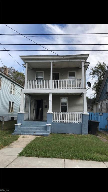 1729 Prentis Ave, Portsmouth, VA 23704 (#10224097) :: Abbitt Realty Co.