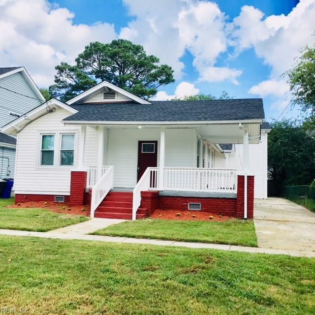2908 Tait Ter, Norfolk, VA 23509 (MLS #10228947) :: Chantel Ray Real Estate
