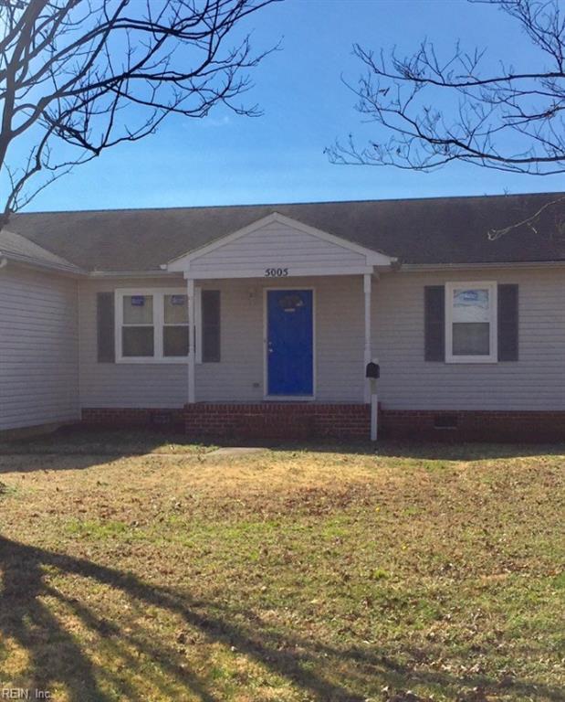 5005 Virgil St, Virginia Beach, VA 23455 (#10235040) :: Austin James Real Estate