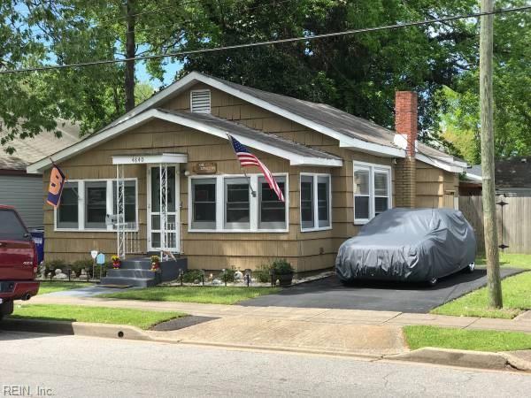 4840 Hampshire Ave, Norfolk, VA 23513 (MLS #10255155) :: Chantel Ray Real Estate
