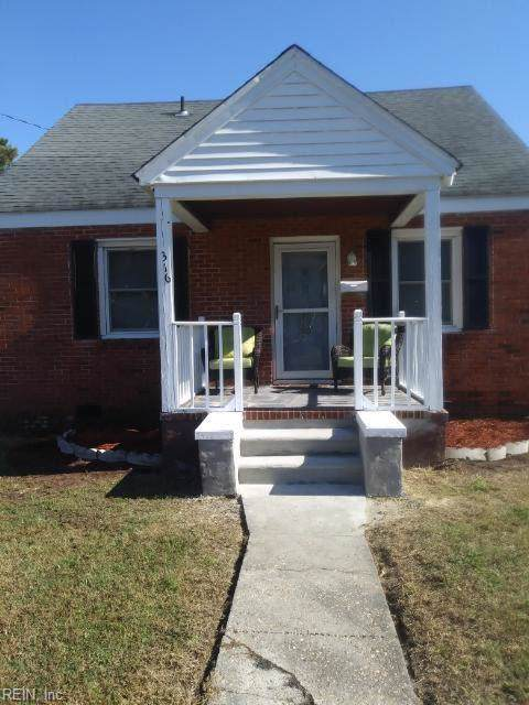 316 St. James Ave, Suffolk, VA 23434 (#10266458) :: Rocket Real Estate