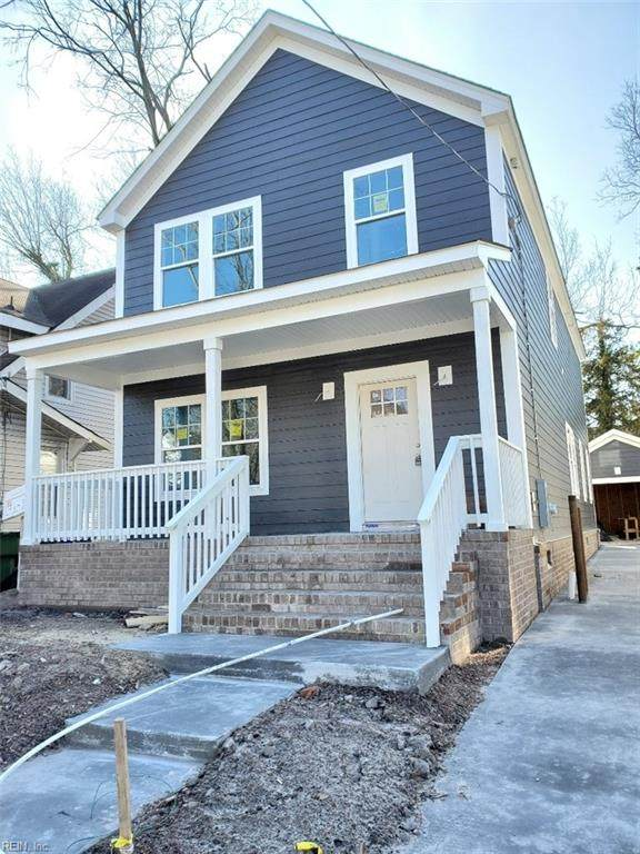 821 36th St, Norfolk, VA 23508 (#10299200) :: Rocket Real Estate