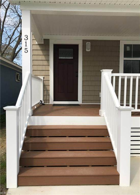 315 N Second St, Hampton, VA 23664 (#10310992) :: Atkinson Realty