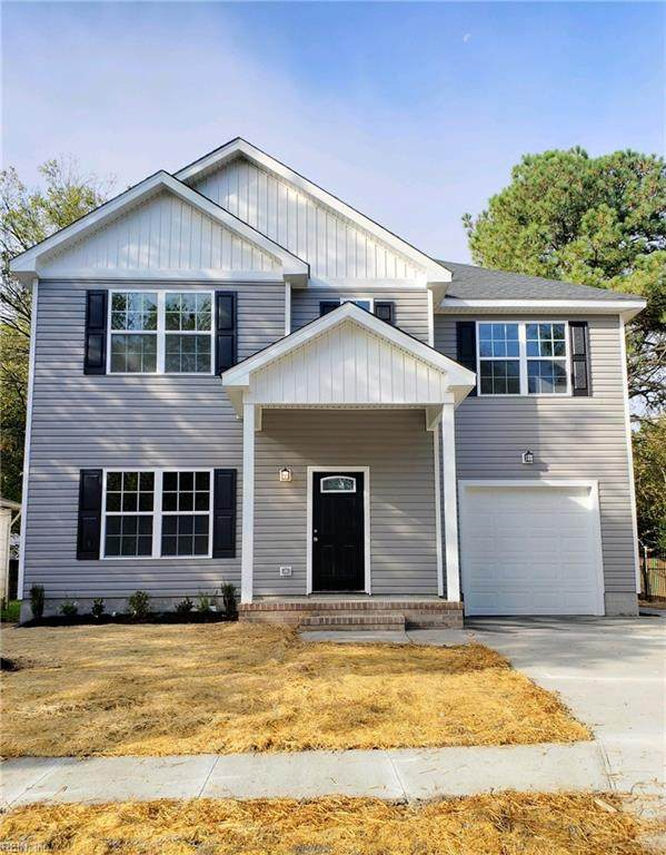 2317 Vincent Ave, Norfolk, VA 23509 (#10349755) :: Berkshire Hathaway HomeServices Towne Realty