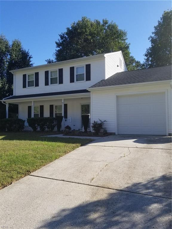 140 Clifton Ct, Newport News, VA 23608 (#10224582) :: Abbitt Realty Co.