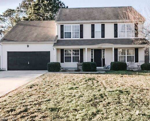 23248 Spring Crest Dr, Isle of Wight County, VA 23314 (#10274923) :: Abbitt Realty Co.