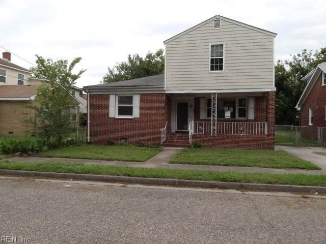 824 Palmer St, Portsmouth, VA 23704 (#10327842) :: Berkshire Hathaway HomeServices Towne Realty