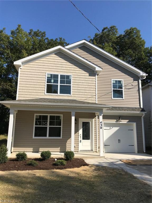 430 Smith St, Suffolk, VA 23434 (#10212831) :: Berkshire Hathaway HomeServices Towne Realty
