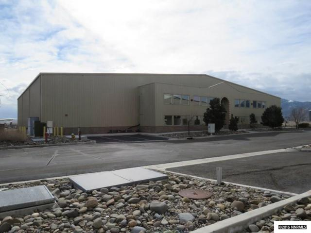 2319 P51 Ct Hangar B, Minden, NV 89423 (MLS #160015059) :: Ferrari-Lund Real Estate
