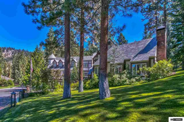 1273 Hidden Woods Drive, Glenbrook, NV 89413 (MLS #170006150) :: The Mike Wood Team