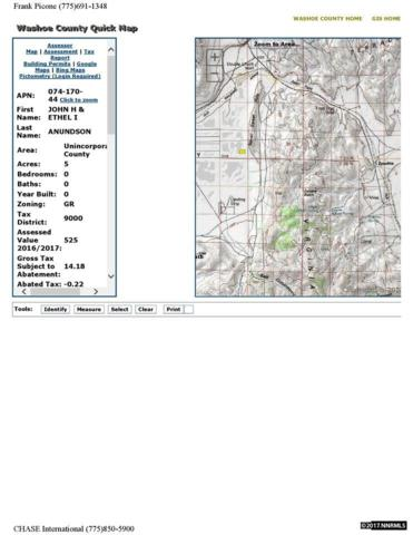 044 W Fish Springs Rd, Gerlach, NV 89412 (MLS #170007701) :: Joseph Wieczorek | Dickson Realty