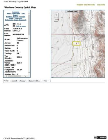 133 W Fish Springs Road, Gerlach, NV 89412 (MLS #170007819) :: Marshall Realty