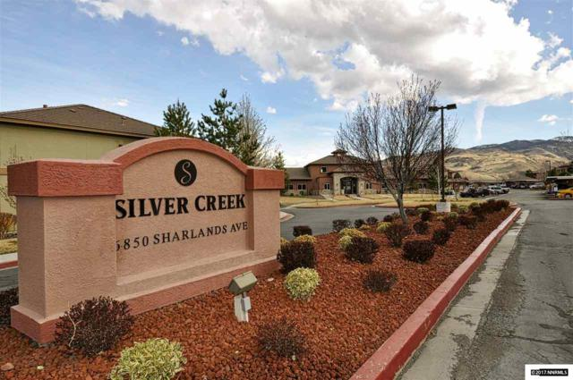 6850 Sharlands Ave S-2104, Reno, NV 89523 (MLS #170008100) :: Marshall Realty
