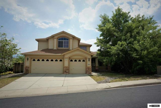 2981 Silverado Creek Drive, Reno, NV 89523 (MLS #170008355) :: The Mike Wood Team