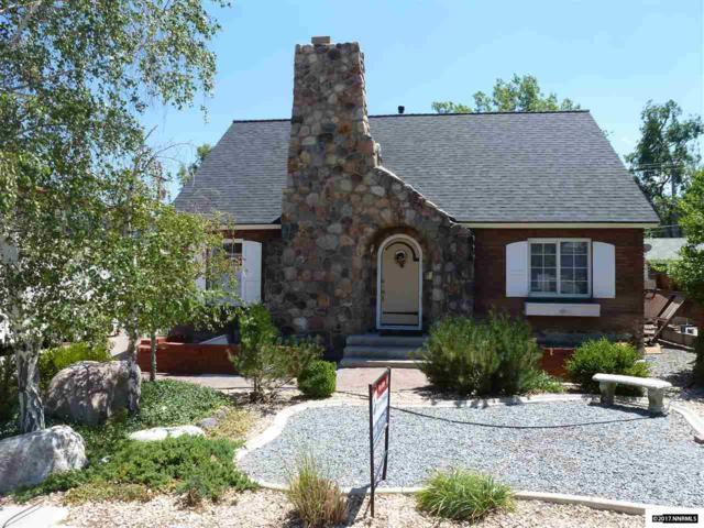 156 Mount Rose Street, Reno, NV 89509 (MLS #170008553) :: The Mike Wood Team