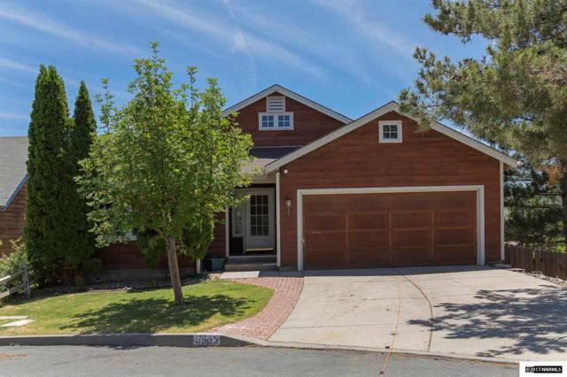 1062 Buck Mountain Road, Reno, NV 89506 (MLS #170008674) :: Marshall Realty