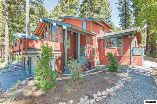 683 Bridger Court, Incline Village, NV 89451 (MLS #170008695) :: The Mike Wood Team