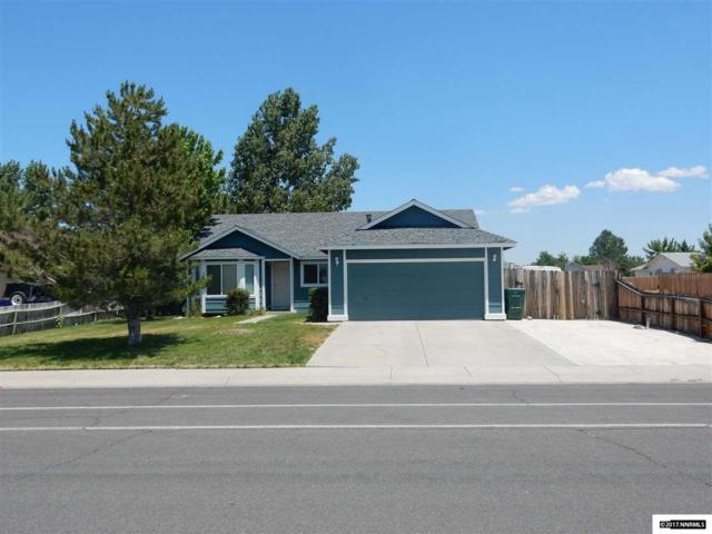 635 Bluerock Road, Gardnerville, NV 89460 (MLS #170008831) :: RE/MAX Realty Affiliates