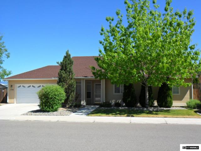 1346 Petar Drive, Gardnerville, NV 89410 (MLS #170008837) :: RE/MAX Realty Affiliates