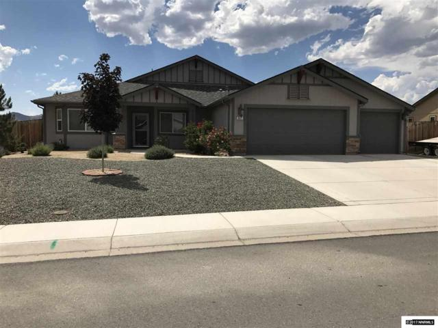 657 Buckskin Road, Dayton, NV 89403 (MLS #170008877) :: RE/MAX Realty Affiliates