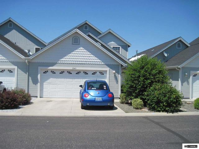 1043 Aspen Grove Circle, Minden, NV 89423 (MLS #170008886) :: RE/MAX Realty Affiliates