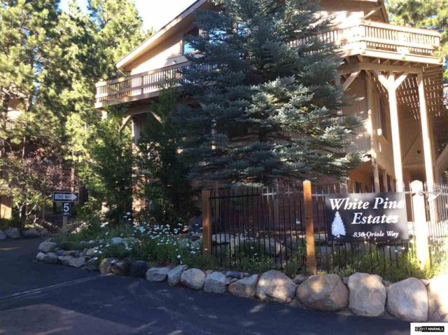 830 Oriole Way #7, Incline Village, NV 89451 (MLS #170008903) :: Marshall Realty