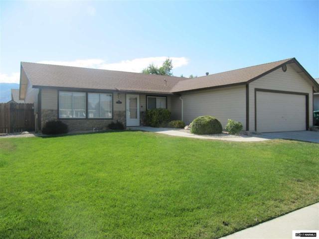 2486 Rockbridge, Carson City, NV 89706 (MLS #170008934) :: RE/MAX Realty Affiliates