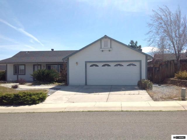 821 Vista Hill Ct, Carson City, NV 89705 (MLS #170008956) :: RE/MAX Realty Affiliates