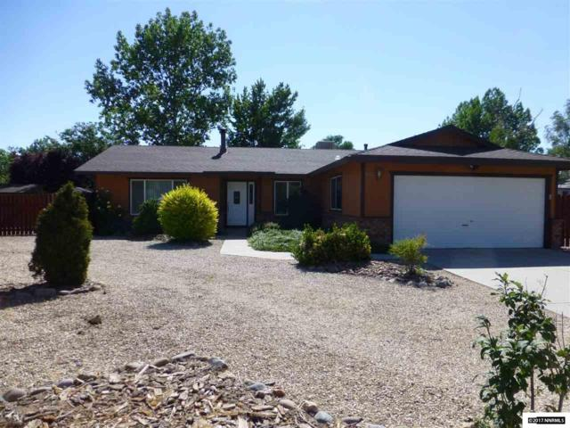 913 Columbia, Gardnerville, NV 89460 (MLS #170008966) :: Marshall Realty