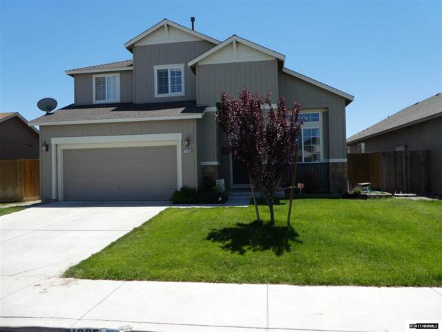 1265 Mountain Rose Drive, Fernley, NV 89408 (MLS #170008993) :: Marshall Realty