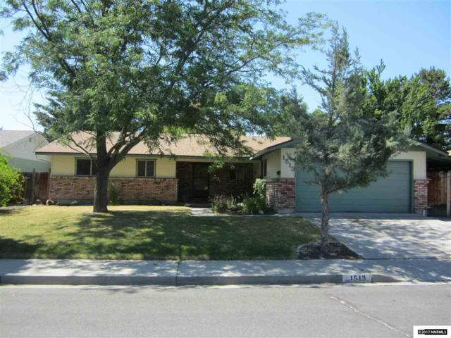 1531 Appaloosa, Carson City, NV 89701 (MLS #170009002) :: RE/MAX Realty Affiliates