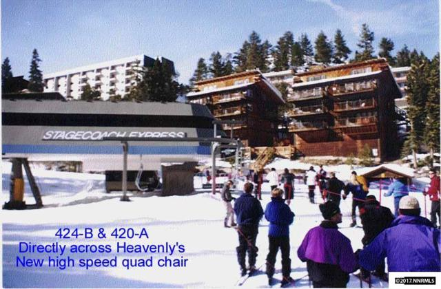 424 Quaking Aspen Lane D, Stateline, NV 89449 (MLS #170009006) :: RE/MAX Realty Affiliates