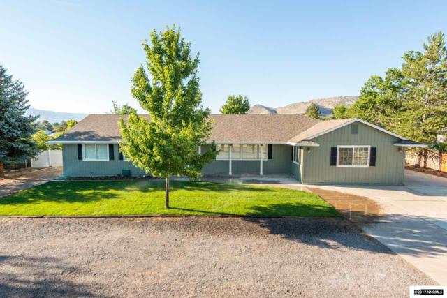 1368 Cathy, Minden, NV 89423 (MLS #170009011) :: RE/MAX Realty Affiliates