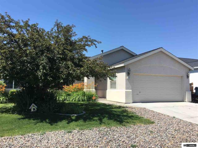 619 Westwinds Drive, Dayton, NV 89403 (MLS #170009014) :: RE/MAX Realty Affiliates