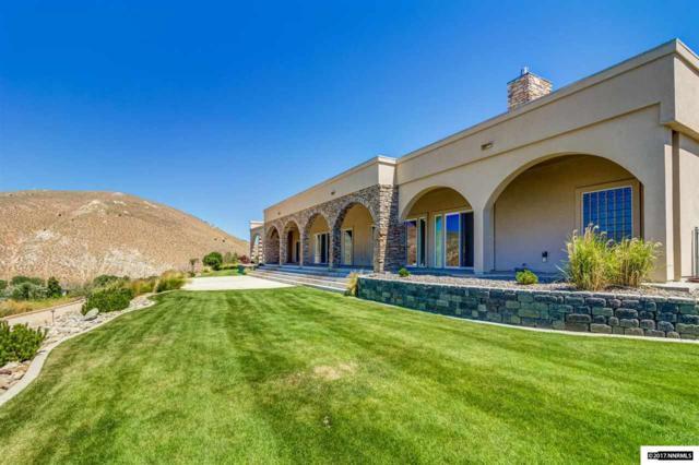 5525 Sierra Vista, Carson City, NV 89701 (MLS #170009024) :: RE/MAX Realty Affiliates