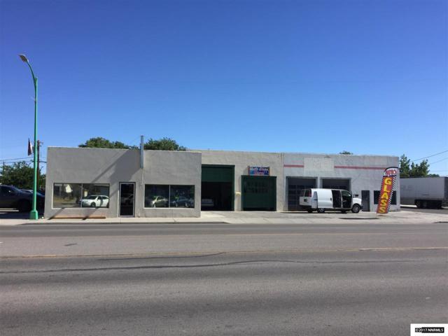 250/270 W Williams Ave., Fallon, NV 89406 (MLS #170009056) :: Harcourts NV1