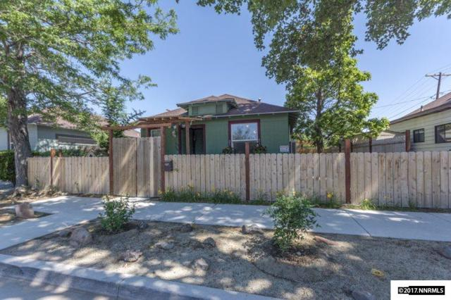 734 F Street, Sparks, NV 89431 (MLS #170009110) :: RE/MAX Realty Affiliates
