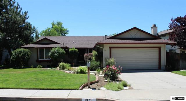 1375 Coachman Dr, Sparks, NV 89434 (MLS #170009112) :: RE/MAX Realty Affiliates