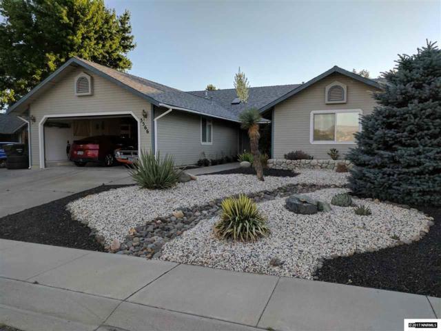 3566 Shadow Lane, Carson City, NV 89423 (MLS #170009149) :: Marshall Realty