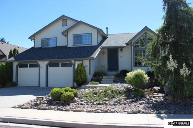 1659 Walker Dr., Carson City, NV 89701 (MLS #170009188) :: Marshall Realty