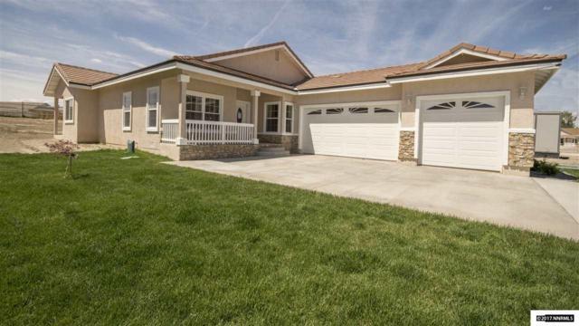 2985 North Fork Rd, Fernley, NV 89408 (MLS #170009224) :: Marshall Realty