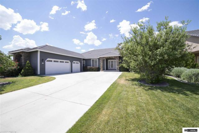 205 Carnoustie Ct, Dayton, NV 89403 (MLS #170009226) :: Marshall Realty