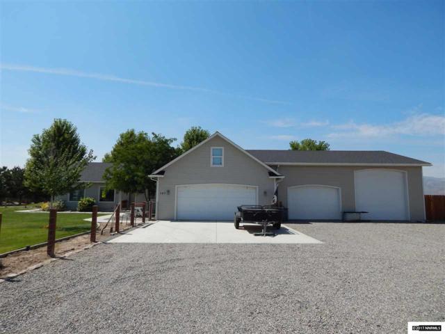 107 Rancho Road, Dayton, NV 89403 (MLS #170009244) :: Marshall Realty