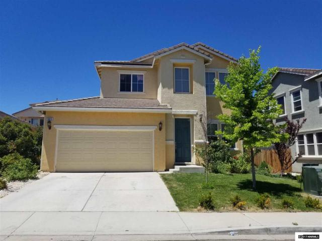 1415 Grand Summit Dr., Reno, NV 89523 (MLS #170009245) :: The Mike Wood Team